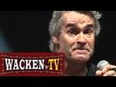 Henry Rollins Spoken Word Show 2 Full Show Live at Wacken Open Air 2013