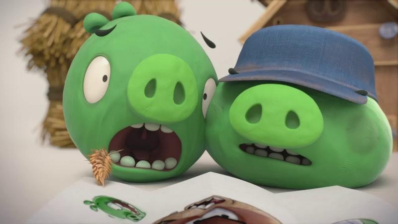 Истории свинок Мультик для детей 1 26 серия