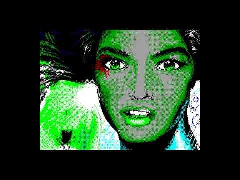 Melange - Light Future Group4th DimensionSage Group [zx spectrum AY Music Demo] (noflic)