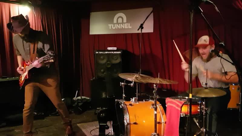 WhiskeyJamBand Tunel Live