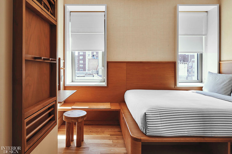 Ace Hotel Spin-Off Sister City Offers Mindful Design on Manhattan's Lower East Side