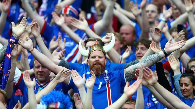 Кричалка Исландии *HOOOO