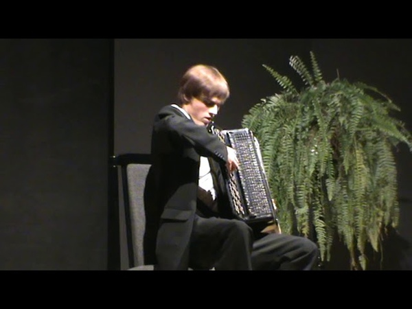 Brahms Hungarian Dance No 1 Vitalii Gusak Accordion