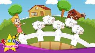 Little Bo Peep - Little Bo Peep has lost her sheep - Popular Nursery Rhyme - Kids song with lyrics