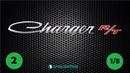 Dodge Charger R/T из фильма Форсаж, масштаб 1/8, Сборка выпуска 2, DeAgostini.
