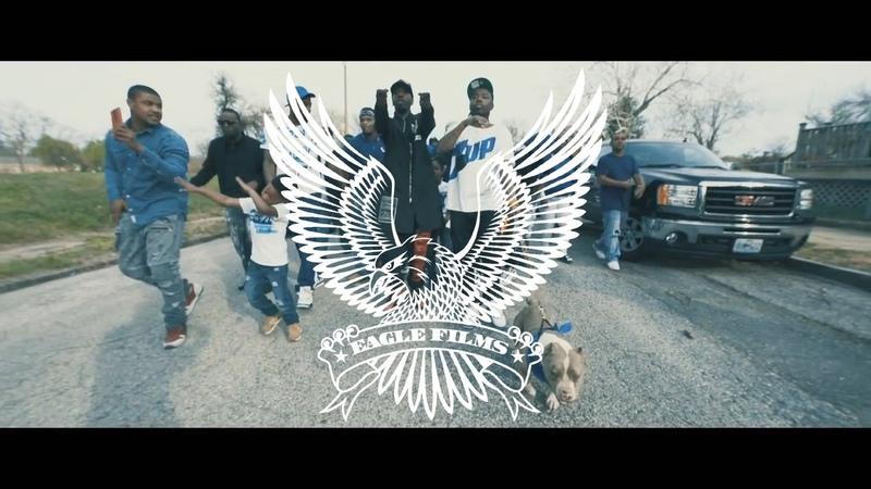 Big Money Bapo ft. Marv Moochie - Plain 2 C [Official Video]