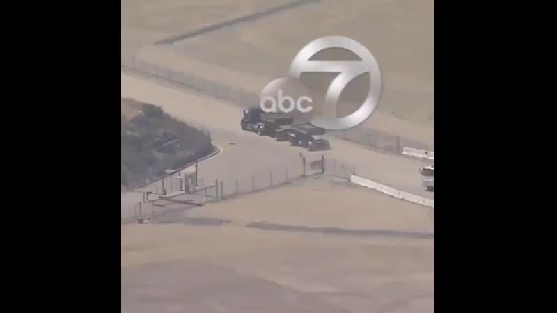 Flagra de acidente na decolagem O piloto sobreviveu