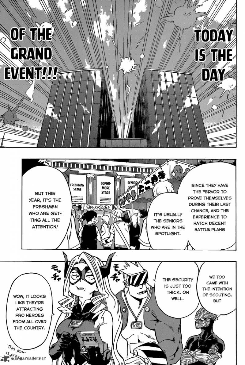 Boku No Hero Academia, Chapter 23, image #17