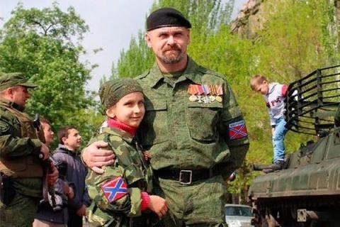 Травля и преследование маленькой Богданы Нещерет в ЛНР