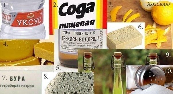 👍 Тұрмыстық химияны алмастыра алатын 10 табиғи зат 👍  Үйді