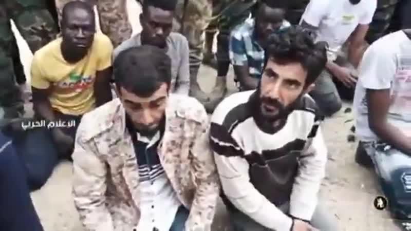 Бойцы ЛНА взяли в плен боевиков сил правительства национального согласия