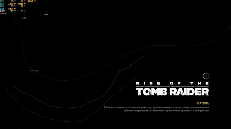 AMD FX-8350 GeForce GTX 1080 Full HD Rise of the Tomb Raider Medium settings