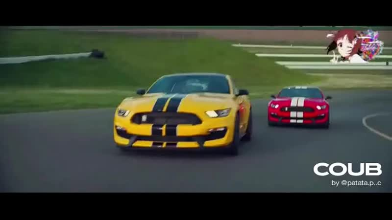 FORD MUSTANG SHELBY GT350. Track: Air I Breathe Sub Focus Wilkinson Sub Focus Wilkinson