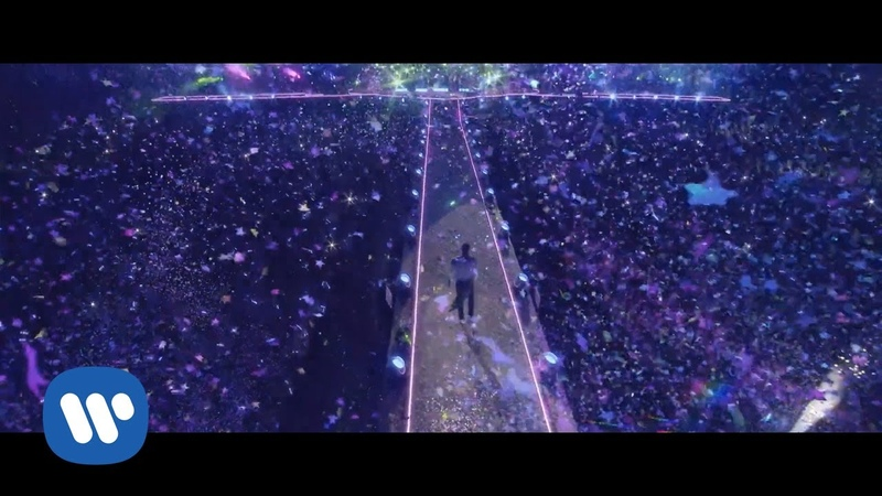 Coldplay A Sky Full Of Stars Live in São Paulo