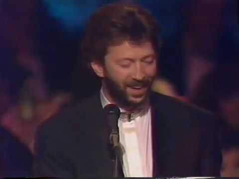 1987 BPI (Brit) Awards | Eric Clapton Outstanding Contribution To Music