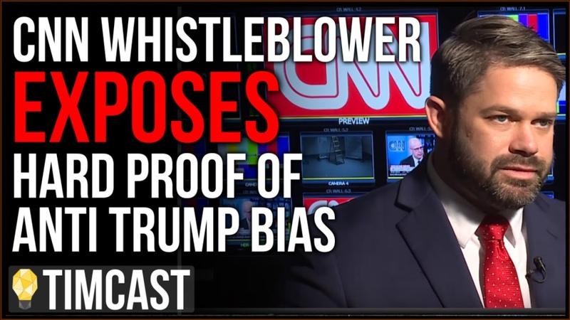 CNN Whistleblower EXPOSES Hard Proof Of Networks Anti-Trump Bias, Project Veritas Reports