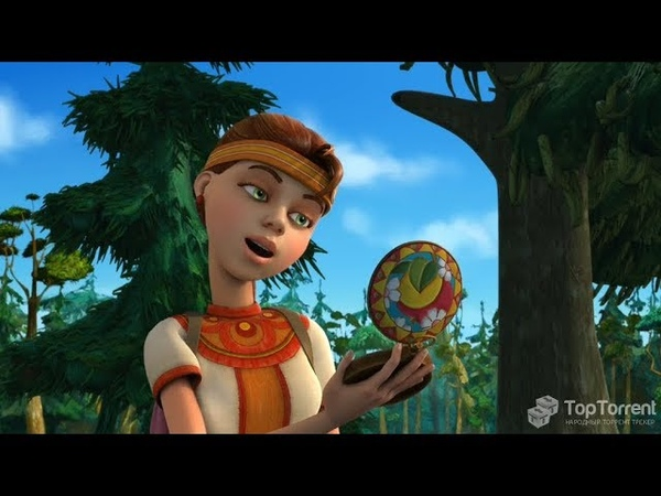 Новый мультфильм 2019 👪 Приключения Аленушки и Еремы HD 720