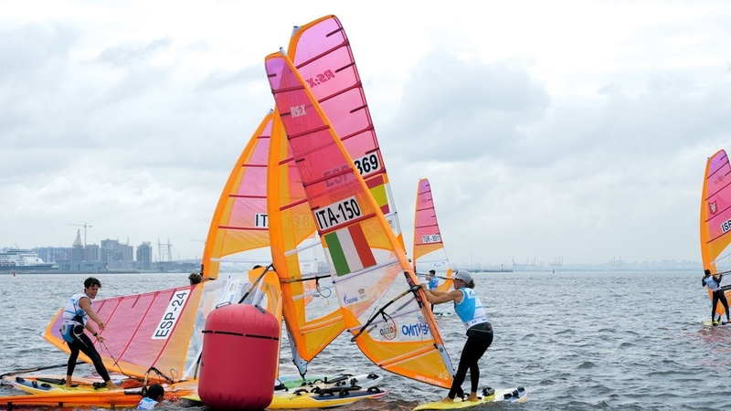 Protests at 2019 RS:X Windsurfing Youth World Championships