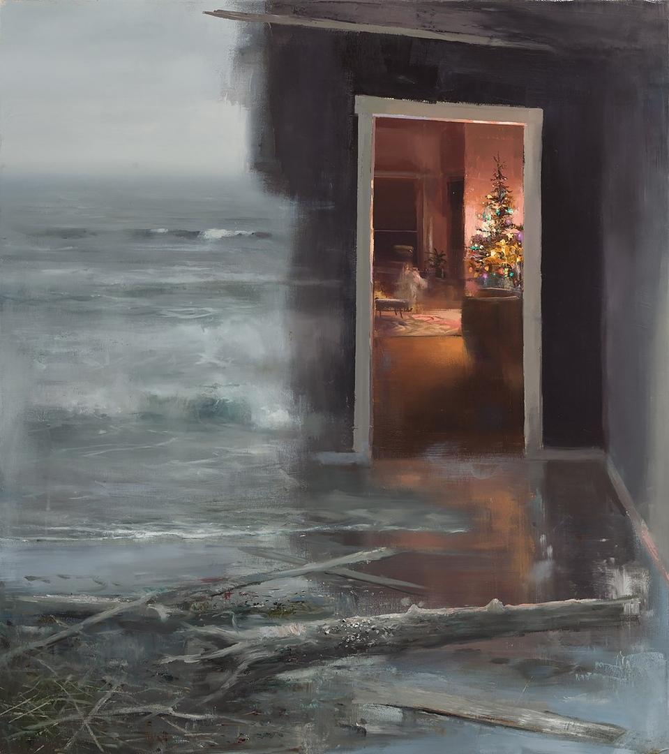 Художник Джереми Миранда очарован способностью разума создавать воспоминания и сопоставлять переживания реальные и предполагаемые.