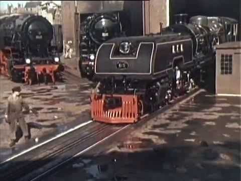 Altes Henschel-Werbevideo: Lokomotiven für Brasilien