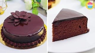 НАСЫЩЕННЫЙ шоколадный торт всего из 5 ингредиентов!