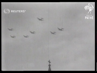 Commemoration of Battle of Britain Day (1948)