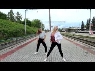 Рэгтайм. Юля и Саша. HYO X SEULGI X IRENE DANCE COVER by Sandra and Julia