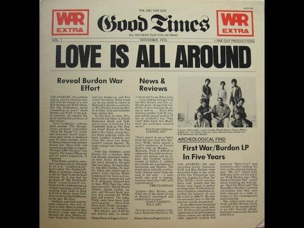 ♪ Eric Burdon War - Home Dream 1976