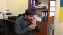 Допит громадянина РФ Тимура Дзортова
