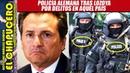 Lozoya huye de la fiscalía alemana y graba video para embarrar a EPN