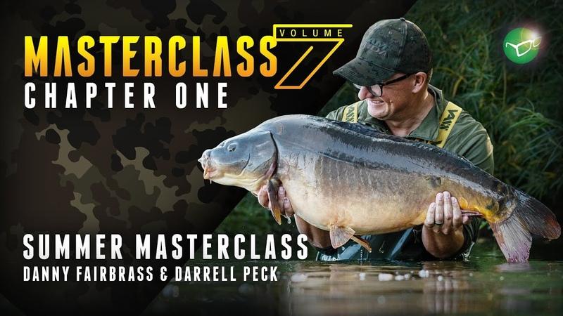 Korda Masterclass Vol 7 Summer Carp Fishing | Danny Fairbrass Darrell Peck