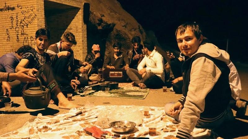 6 Иран Встреча с Афганцами В гостях у Иранцев Йезд