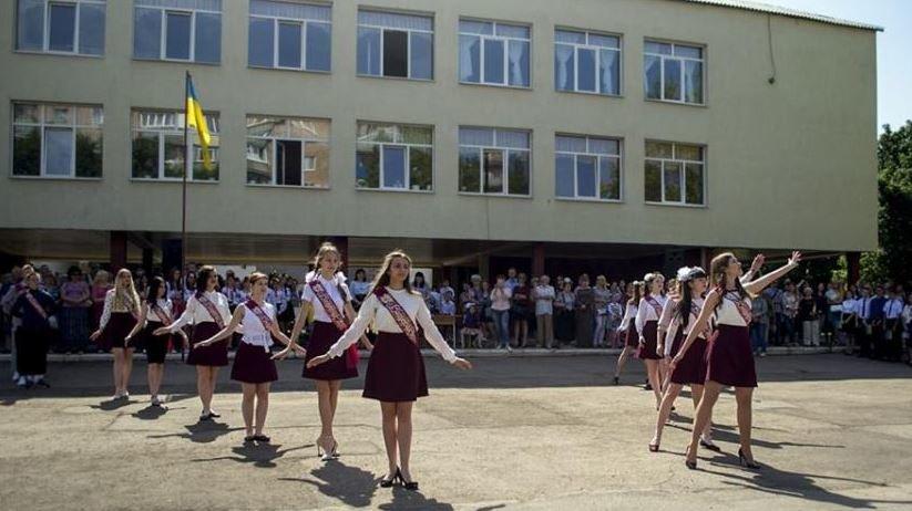 В одной из школ Краматорска учеба стартует с 16 сентября
