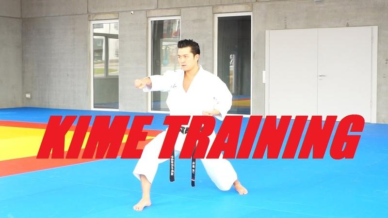 KIME KARATE Training TEAM KI