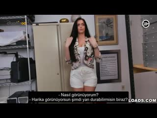 Porno Yıldızı Olmak İsteyen Kız - Türkçe Altyazı SinekVip