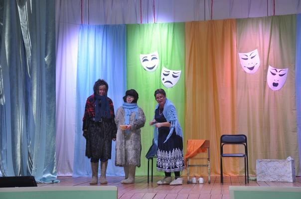 8 декабря в 13:00 в д. Кожаево (МБУК «Кожаевский Дом культуры») состоялся второй этап межпоселенческого фестиваля самодеятельного театрального творчества «Маскарад»