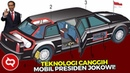 Mobil Dinas Jokowi Diganti! Intip Fitur Canggih Keselamatan Kendaraan Presiden Indonesia