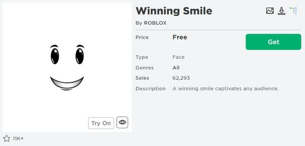 Winning Smile Roblox Code Winning Smile Roblox