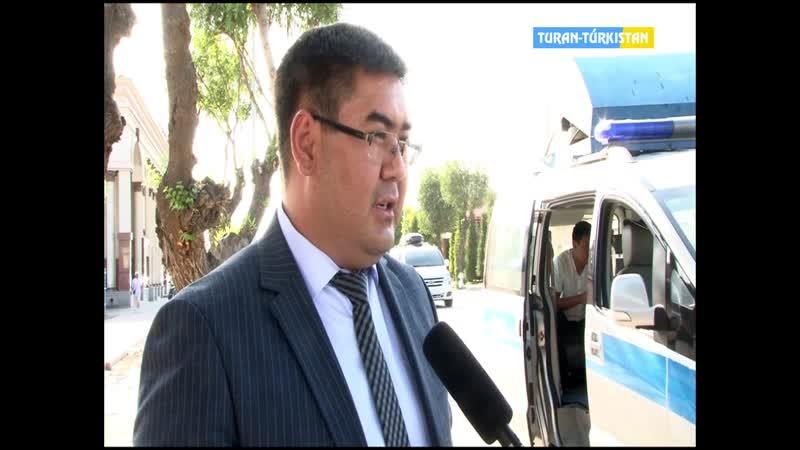 Түркістан ақпарат Авто көлік салықтарына байланысты рейд жүргізілді 15 08 2019