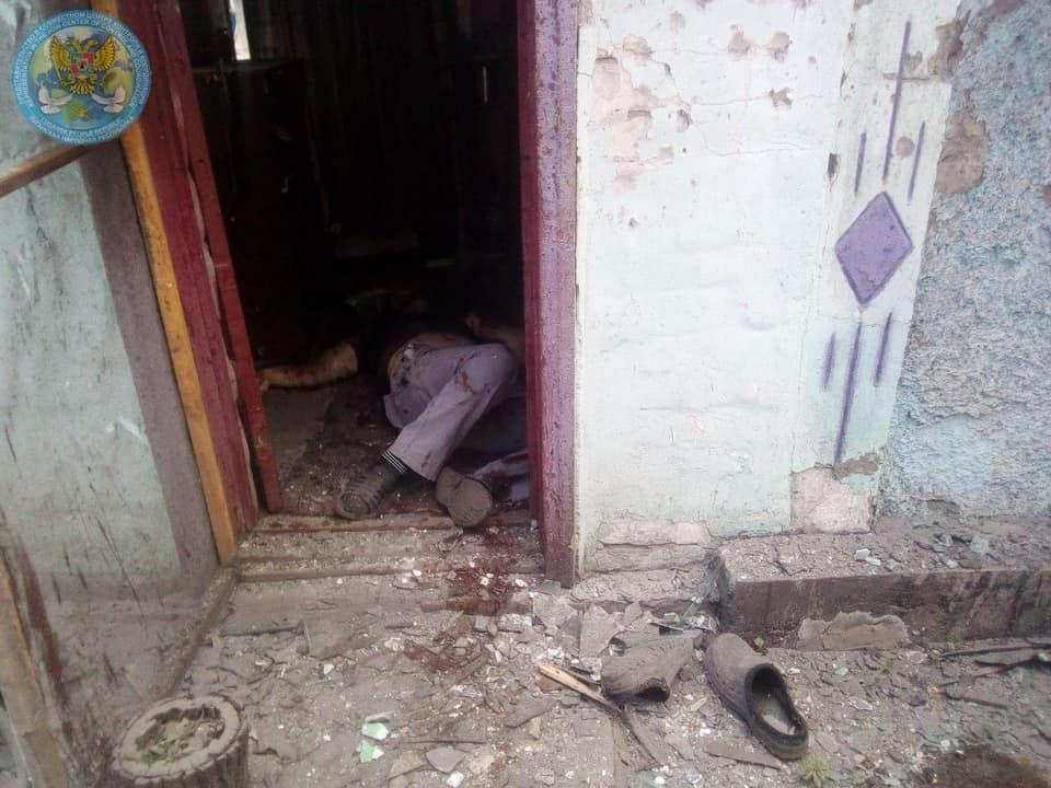 Очередной летний день в ДНР, очередные жертвы и разрушения…
