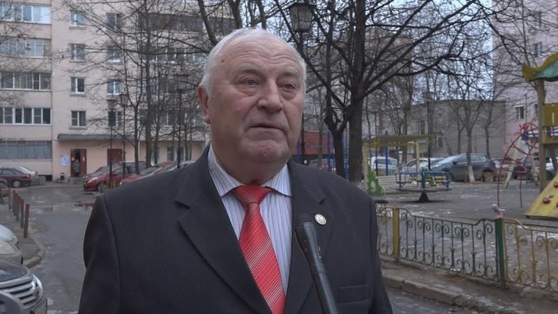Премия Губернатора Наше Подмосковье на благоустройство двора