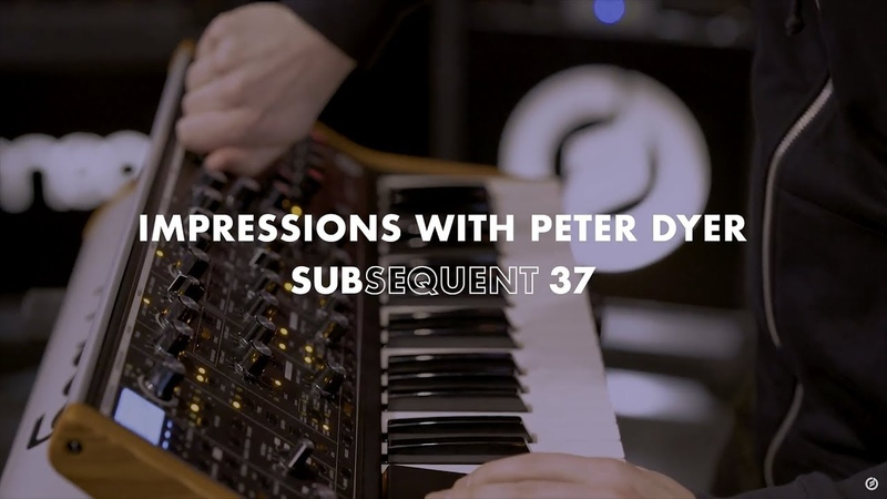 Subsequent 37   Impressions with Peter Dyer