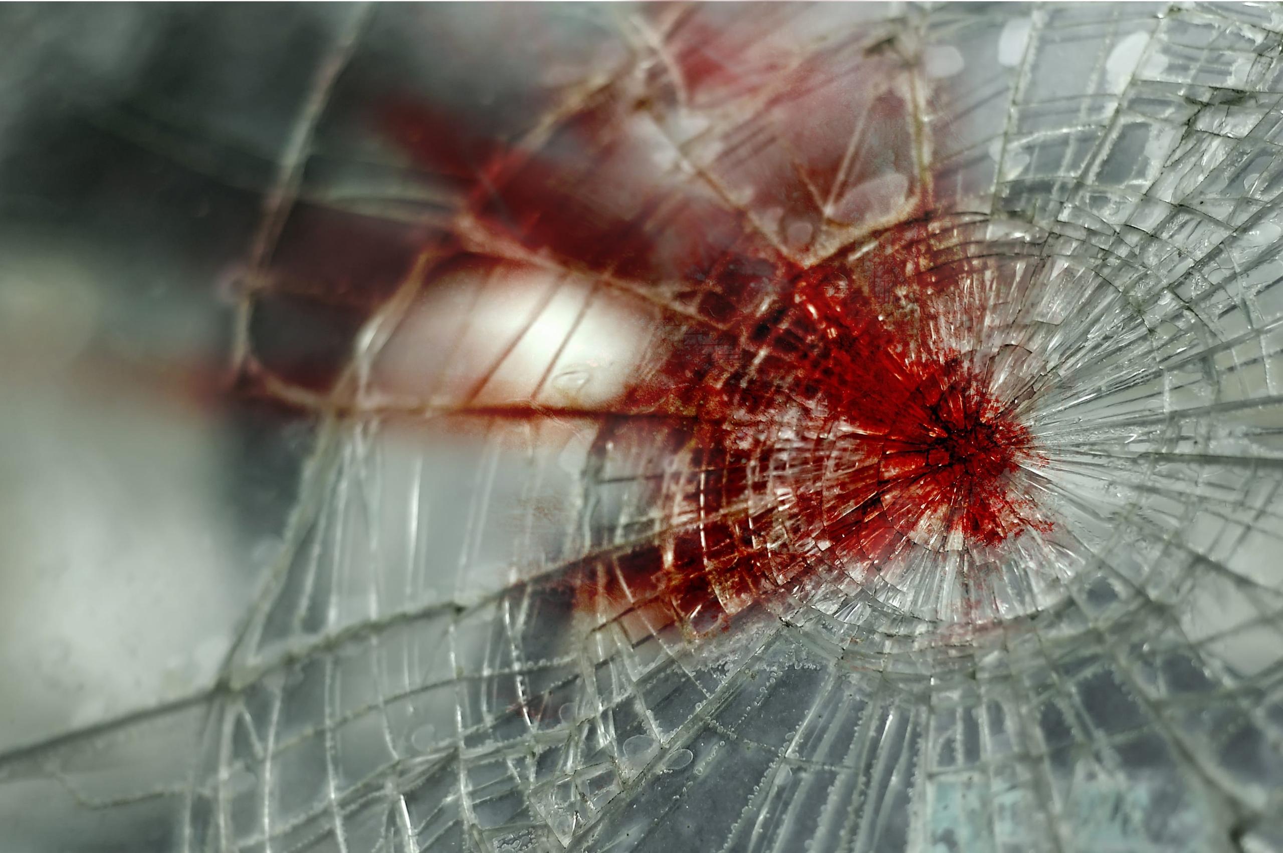 В КЧР погиб человек после столкновения двух автомобилей