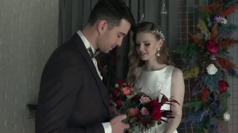 Видеосьемка для журнала Симбирская Свадьба