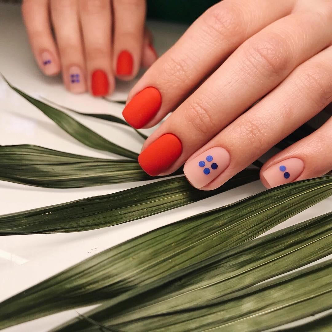 как красиво и четко сфотографировать дизайн ногтей фильмографии