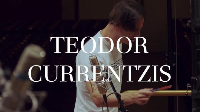Teodor Currentzis musicAeterna Beethoven Symphony No 5 Teaser