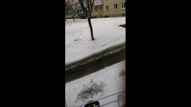 Новости волейбола за последнее время. У нас выпал снег сразу после проливного дождя