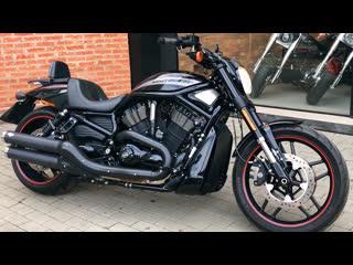 Harley-davidson night rod (2012)
