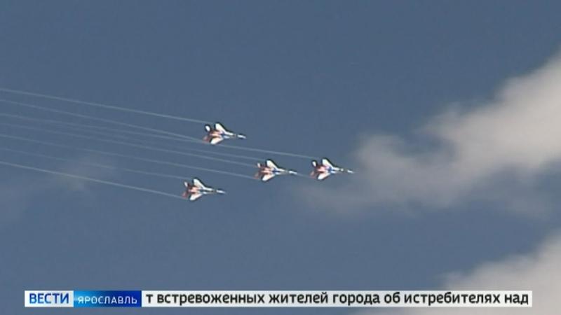 Авиатехника продолжает подготовку к 9 мая