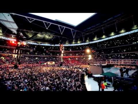 Muse Soldier's Poem Live From Wembley Stadium